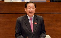 """Bộ trưởng Nội vụ thừa nhận có hiện tượng """"bổ nhiệm ồ ạt vào cuối nhiệm kỳ"""""""