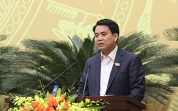 Chủ tịch Chung: Tốn trăm tỷ chưa hút khối bùn nào ở Hồ Tây