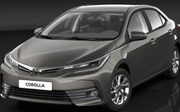Đây có thể là chiếc Toyota Corolla Altis 2017 sẽ về Việt Nam