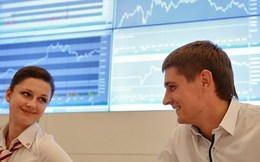 Thị trường chứng khoán Moscow chuẩn bị kinh doanh bằng tiền Việt