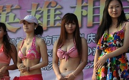 Thâm nhập những buổi tuyển vợ đầy nghiêm ngặt của các đại gia Trung Quốc