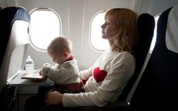 Nhà vệ sinh chỉ xếp thứ 4 trong BXH 6 nơi chứa nhiều vi khuẩn nhất trên máy bay