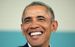 Ông Obama vẫn là người đàn ông được ngưỡng mộ nhất nước Mỹ