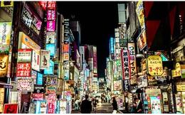 Chuẩn mực như người Nhật cũng chưa bao giờ quản lý màu sắc, phong cách bảng, biển quảng cáo