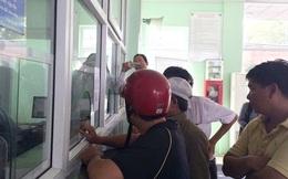Hành khách tại ga Biên Hòa bắt đầu trả vé tàu SG - HN do cầu Ghềnh sập