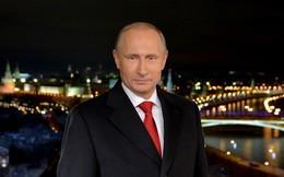 Bài phát biểu của Tổng thống Putin nhân dịp năm mới 2016 gây xúc động mạnh