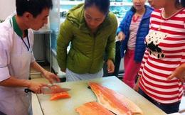 Thực hư thông tin ăn cá hồi Châu Âu có khả năng gây ung thư