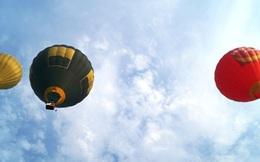 Chiêm ngưỡng cố đô Huế từ khinh khí cầu