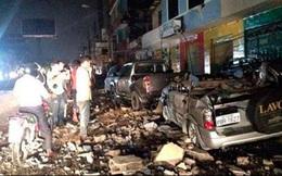 Động đất 7,8 độ richter ở Ecuador, 16 người thiệt mạng