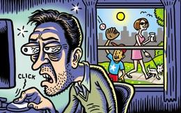 """Nghiện """"đi lung tung"""" trên mạng – bệnh nan y của dân văn phòng"""