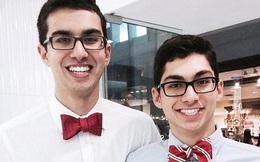 Hai anh em bỏ ĐH Harvard để thành 'gã khổng lồ' công nghệ