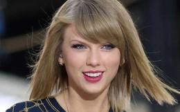 Taylor Swift là ngôi sao làm từ thiện nhiều nhất năm 2015