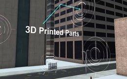 Singapore sắp xây nhà bằng công nghệ in 3D cho người dân