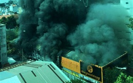 Mất 9 tỷ đồng do cháy, Thế Giới Di Động chưa tính đòi bồi thường