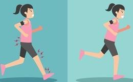 Lỗi tư thế thường gặp khi tập 5 bài tập giảm cân phổ biến
