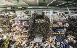 """[Photo] Fukushima trở thành """"thị trấn ma"""" sau 5 năm thảm họa"""