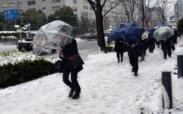 Lạnh kỷ lục, hàng loạt quốc gia Đông Á tê liệt