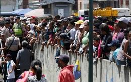 Khổ như đi siêu thị ở Venezuela