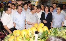 Thủ tướng Nguyễn Xuân Phúc bất ngờ thị sát siêu thị