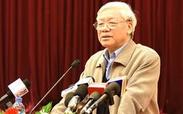 Tổng Bí thư Nguyễn Phú Trọng:Không để lọt phần tử xấu vào quốc hội