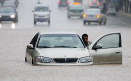 Đô thị Trung Quốc sống chung với lụt