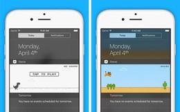 6 game có thể chơi ngay trên màn hình khoá iPhone