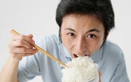 Ăn cơm sao cho đúng?