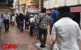 Tiệm bánh 65 tuổi ở Nhật Bản: Rộng 6m2, chỉ bán 2 loại bánh, nguyên thủ quốc gia muốn ăn cũng phải xếp hàng