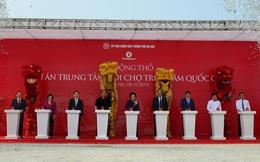Vingroup xây Trung tâm Triển lãm lớn nhất châu Á và lớn thứ 5 thế giới tại ngoại thành Hà Nội