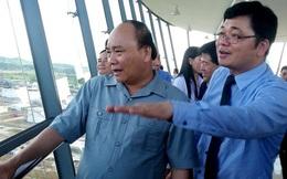 """Thủ tướng khen nhà máy Lọc dầu Dung Quất đẹp như một bông hoa và hứa xem xét """"giải cứu"""" vào tuần tới"""