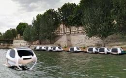 Nhờ ý tưởng taxi bay này, Pháp có thể trở thành quốc gia đầu tiên xóa sổ cụm từ 'tắc đường'