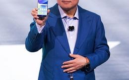 Bộ phận mobile trong nội bộ Samsung từng là phe cánh quyền lực nhất, nhưng tất cả đã thay đổi vì Note7