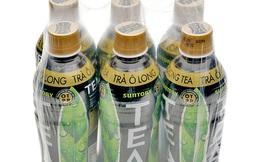 Suntory PepsiCo 'khai man' quy trình sản xuất Trà Ô long TEA+Plus?