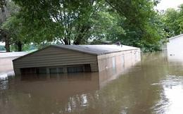 Đây là những điều bạn cần làm sau khi nhà bị ngập nước