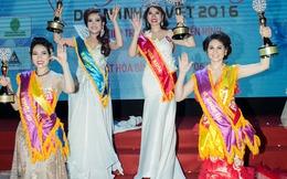 Cuộc thi duyên dáng dành cho nữ doanh nhân Việt 2016 bị Thanh tra tuýt còi