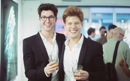 Hai chàng trai kiếm một triệu bảng Anh nhờ mạng xã hội