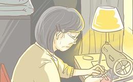 """Bộ tranh cảm động về Mẹ: """"Trên đời này, mẹ là người không biết đầu tư nhất"""""""