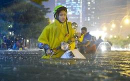 9 tuyến đường ở Sài Gòn có thể sẽ chìm trong biển nước trong 2 ngày tới