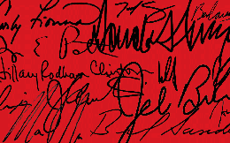 Chữ ký của Donald Trump, Hillary Clinton, Obama nói gì về tính cách của họ?