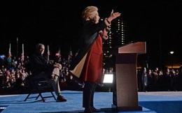 """Trong thế """"cửa trên"""", bà Clinton tuyên bố """"không còn quan tâm tới Trump"""""""