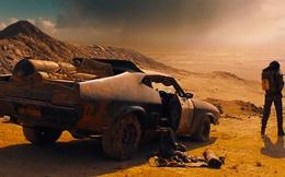 Để bảo vệ trái đất khỏi cảnh như phim Mad Max, đừng ăn nhiều thịt và chăm chỉ tắm gội nữa