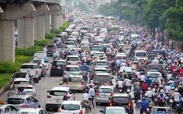 Sở GTVT Hà Nội đề xuất cấm xe máy ngoại tỉnh vào nội thành