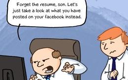 """Hãy cẩn thận mỗi khi đăng điều gì lên Facebook, """"bạn trên mạng"""" không phải """"bạn thực sự"""" đâu"""