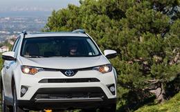 Toyota lại triệu hồi nhiều sản phẩm dính lỗi an toàn