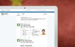 Jack Ma và hàng loạt tỷ phú Trung Quốc bị tiết lộ chứng minh thư nhân dân trên mạng xã hội
