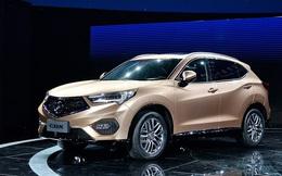 Acura CDX, đối thủ mới của Mercedes-Benz GLA và Audi Q3 vừa chính thức lộ diện