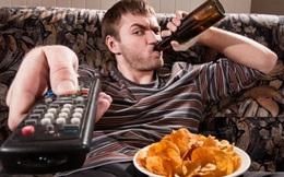 Hỡi các quý cô, quý ngài muốn giảm cân, hãy dũng cảm đứng lên tắt tivi đi!