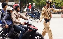 Thủ đô có 1.400 cảnh sát giao thông nhưng vẫn thiếu và đây là lý do