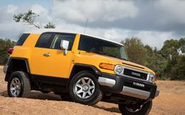 Toyota ngừng sản xuất SUV địa hình FJ Cruiser