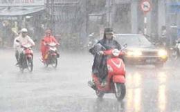 Hà Nội mưa lớn, đề phòng ngập úng